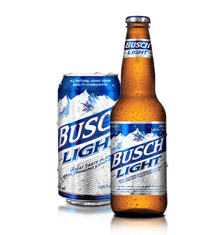 Busch Light delivery